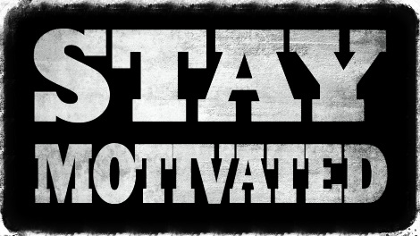 Stay Motivated! Happy People Are More Successful!
