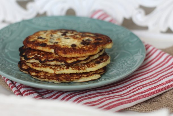 3 Ingredient Protein Pancake Recipes