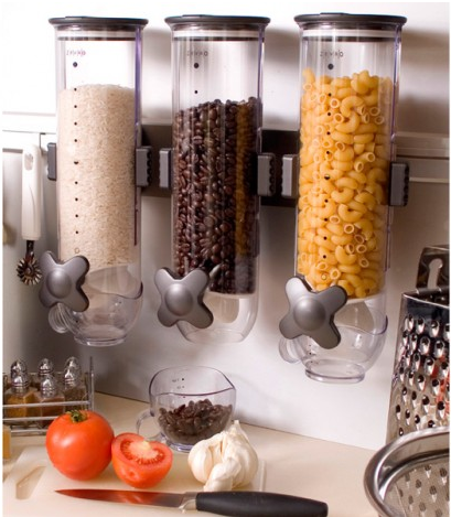 SmartSpace Food Dispenser Design Ideas