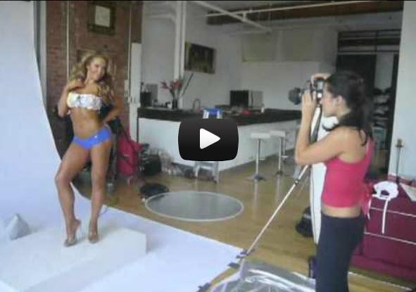 Fitness Model Training Video Series – pt1
