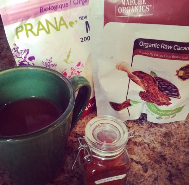 3 easy ingredients to make this delicious coffee alternative