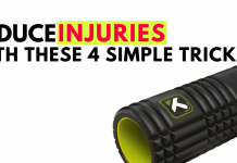 Reduce Injuries with 4 simple tricks