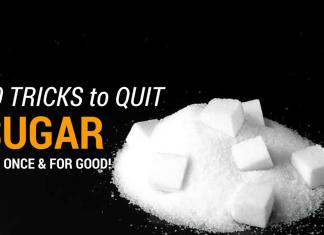 10 Tricks to Cut Sugar for Good