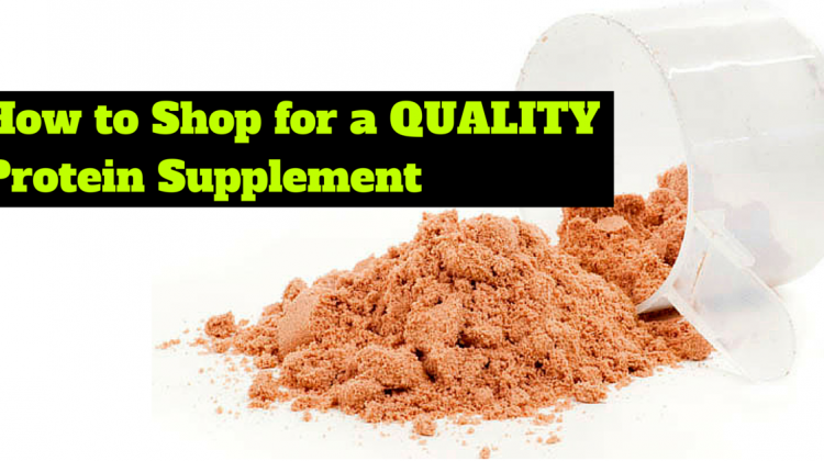 [GUIDE] How To Shop For A Protein Supplement