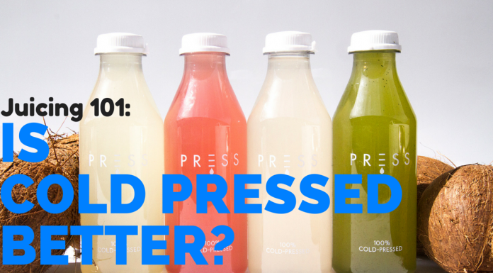Juicing 101- is cold pressed better?