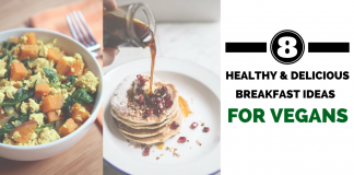 8 healthy breakfast ideas for vegans