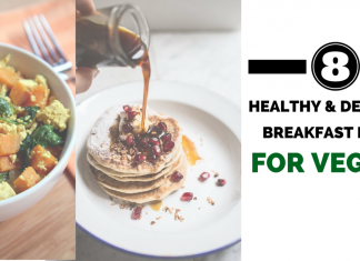 8 healthy breakfast ideas for vegans