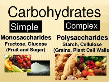 What Foods Are High In Complex Carbohydrates